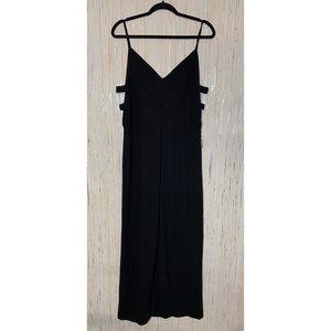 Tobi Dresses - Tobi Little Black Maxi Dress